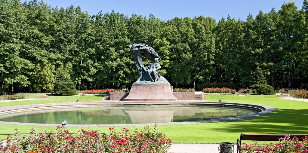 Chopin: park concerts in memoriam - Warsaw Point