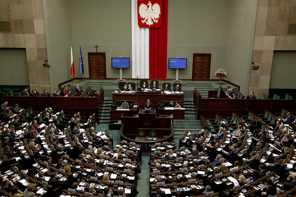 Slikovni rezultat za polish parliament