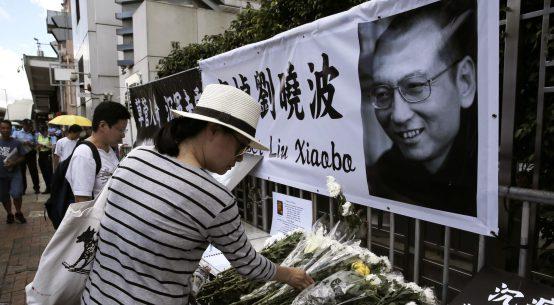 Liu Xiaobo's death