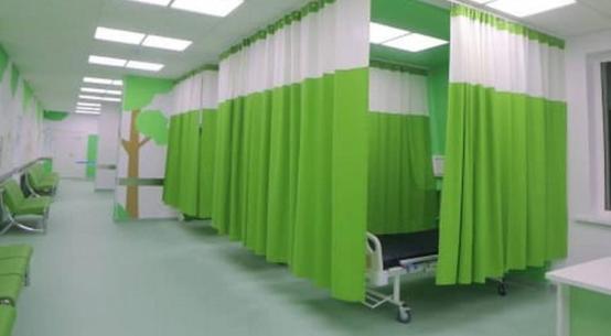 Aselle Tasmagambetova opens Emergency Paediatric Surgeries in Kazakhstan cities.